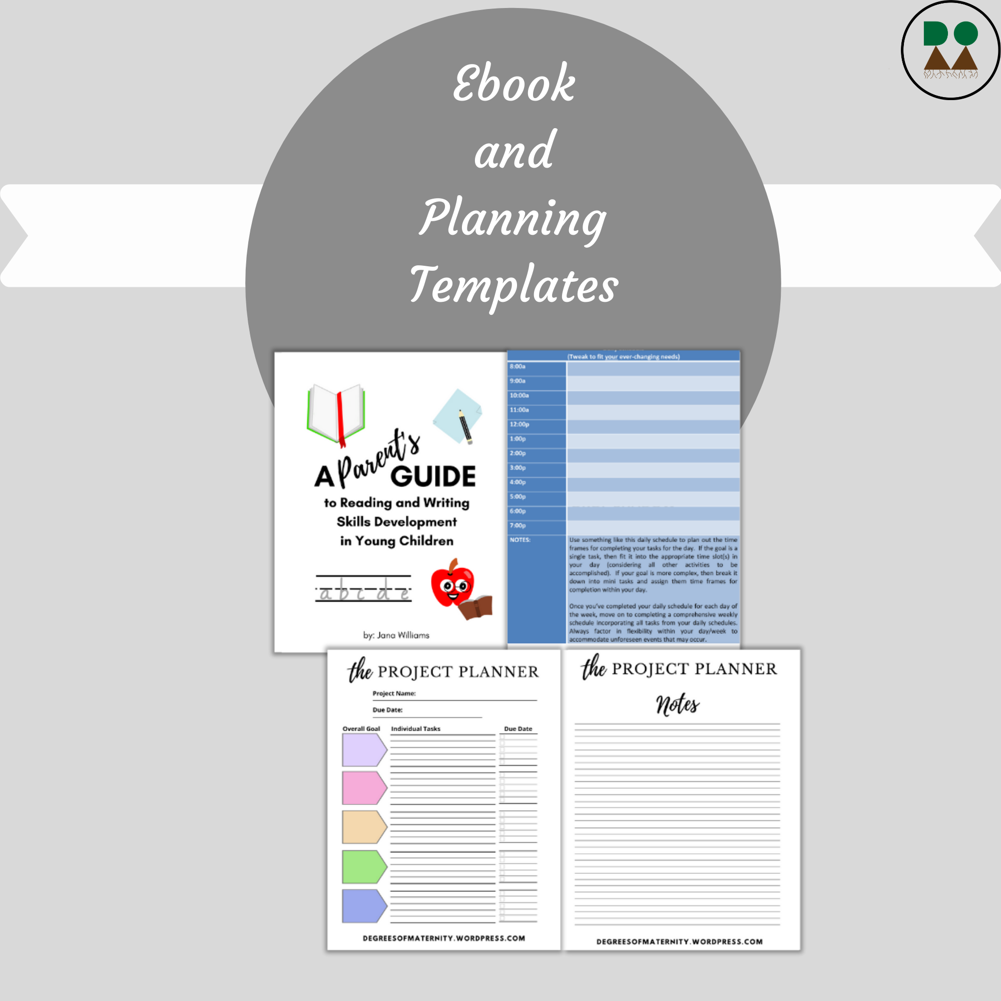 ebook-and-planning-templates